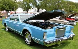 78 Lincoln Mark