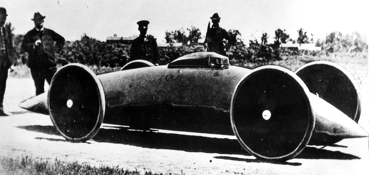 Electric Baker S Torpedo Racers Cars In Depth