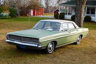 1968 LTD