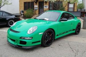 2008 Porsche 911 GT3-RS