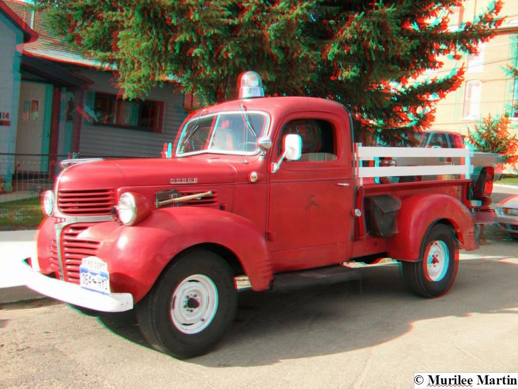 1947 Dodge Fire Truck