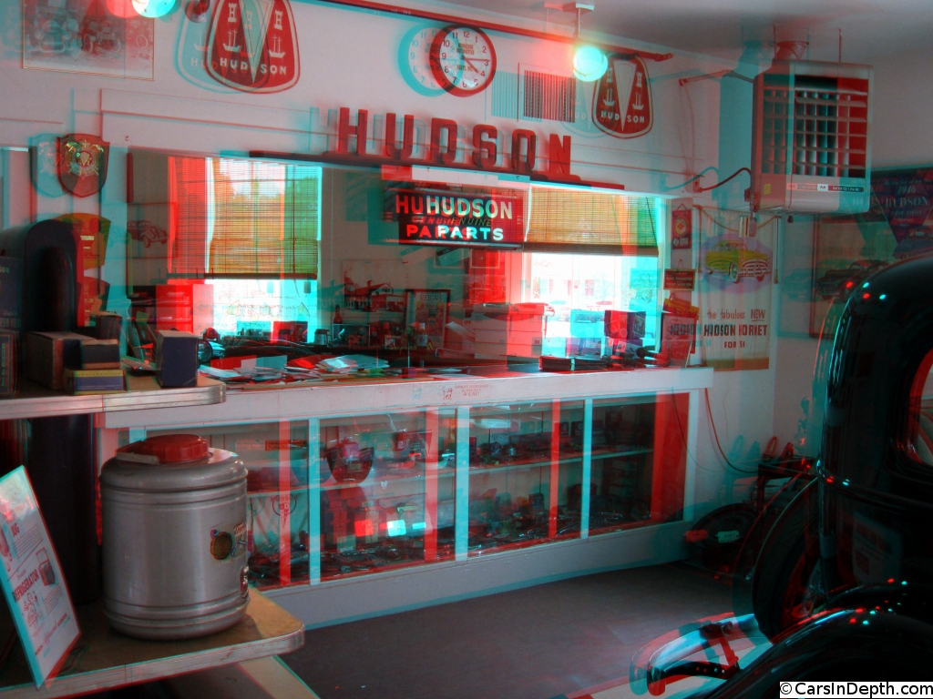 Fabulous Hudson Hornet was