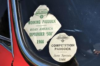 Ferrari stickers