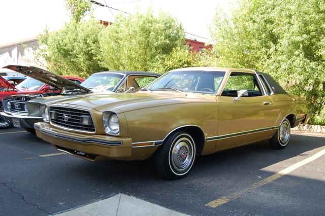 Mustang II Ghia
