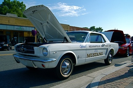 Mustang Pace Car