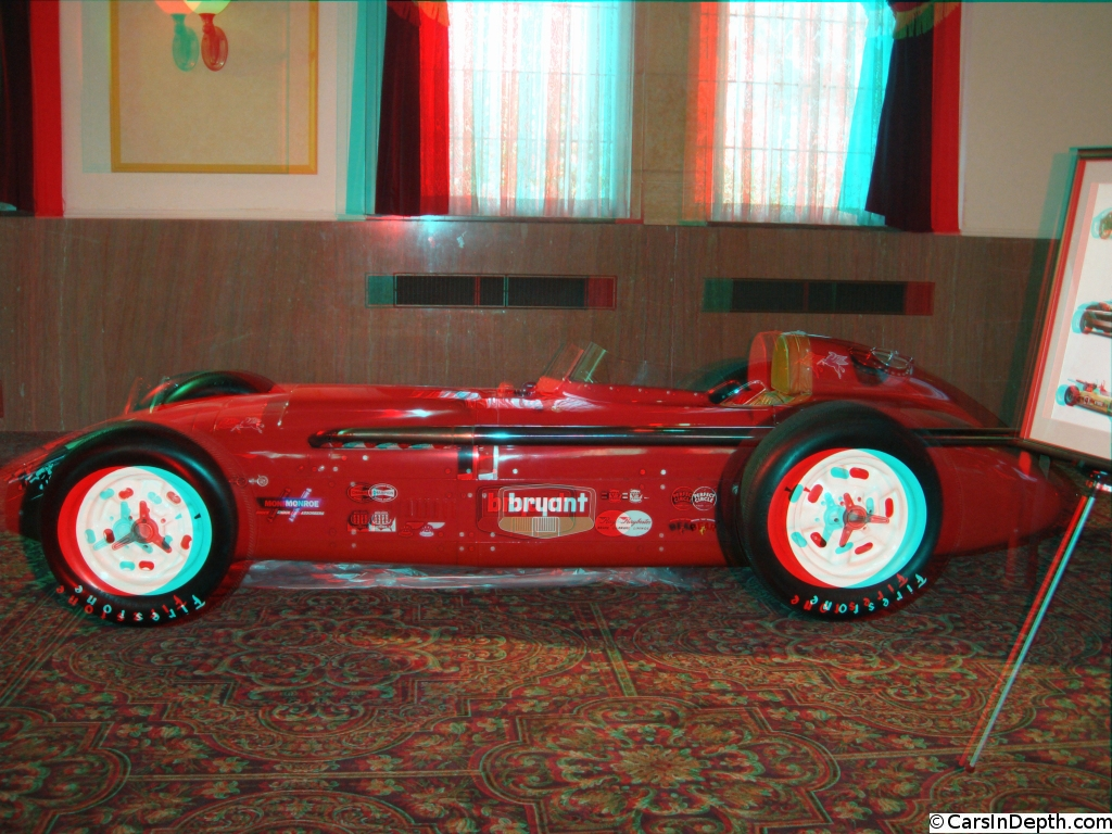 Bryant Car Stereo >> Indy Car Weekend: 1957 Kurtis Offy Bryant Special Roadster | Cars In Depth