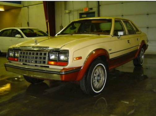 "AMC Eagle ""Ice Fisher"" on ebay"