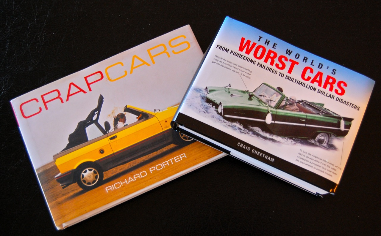 Crap Cars and The World's Worst Cars