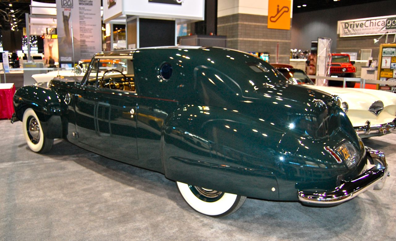 Loewy Lincoln Rear