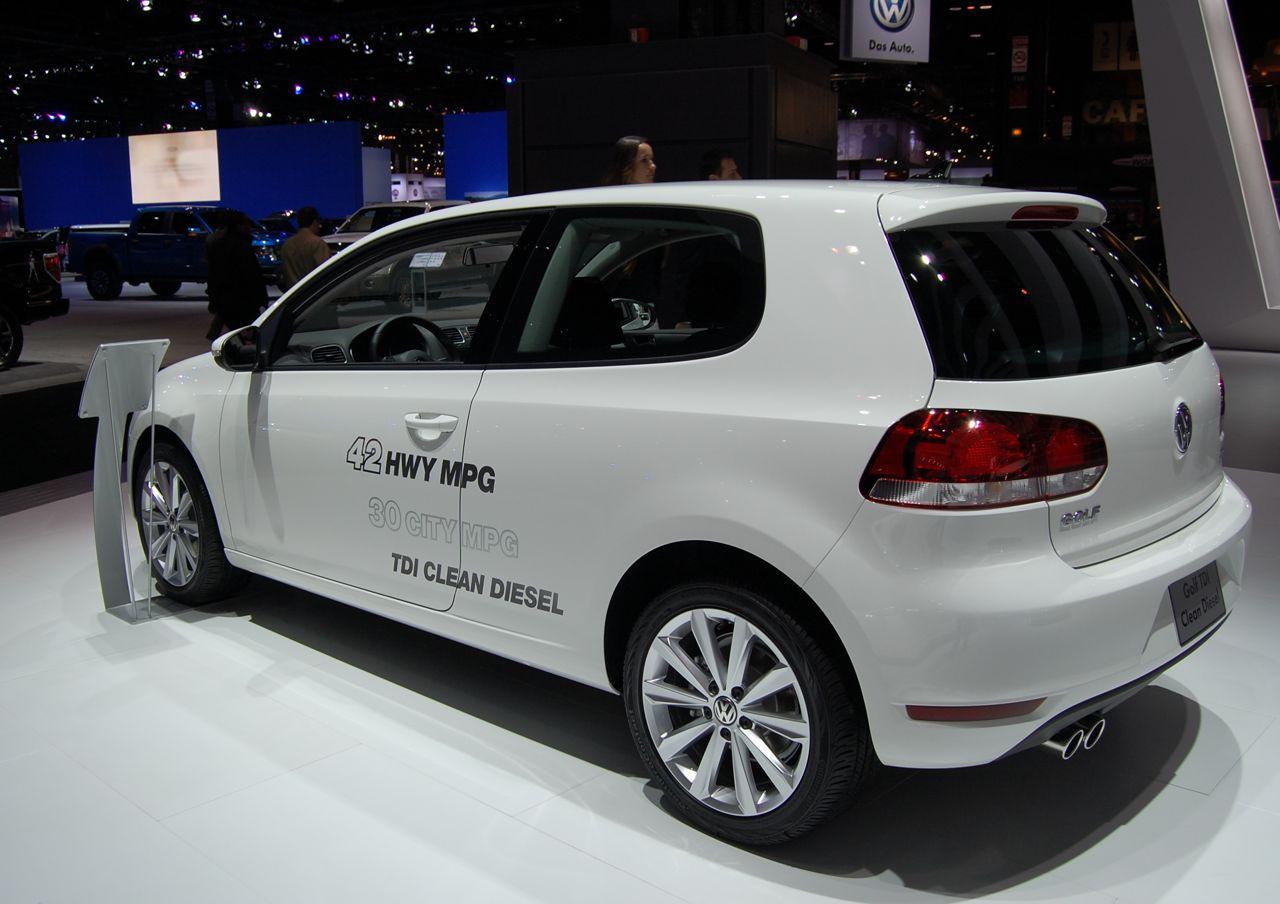 VW Golf Day 1