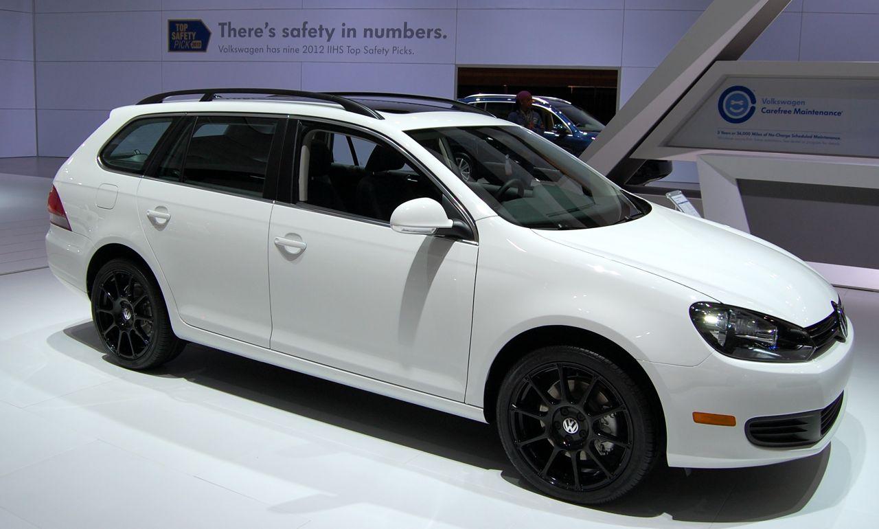 VW Jetta Wagon day 2