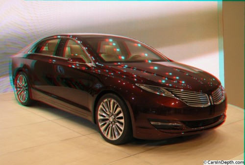 2012 NAIAS: Lincoln MKZ Concept | Cars In Depth