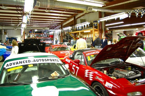Advanced Autosports shop