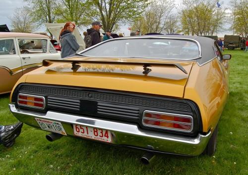 Aussie Ford Falcon