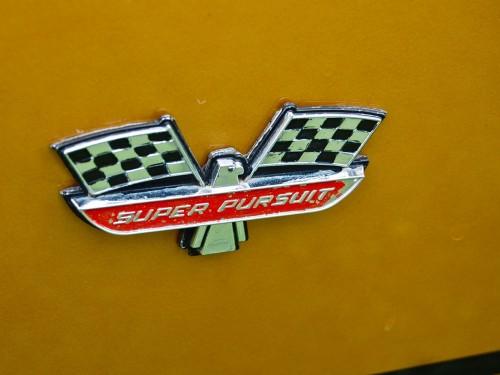 Super Pursuit badge