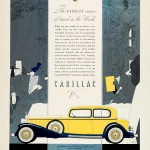 cadillac 1932