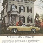 corvette ad