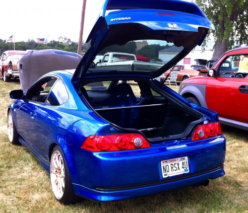 No RSX for who?