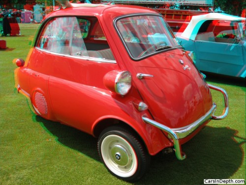 Meticulously Restored Cheap Cars Concours Quality BMW Isetta - Cheap cars
