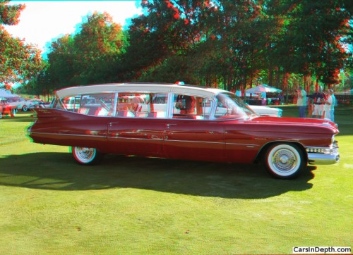Jet Age Station Wagons: 1959 Cadillac Broadmoor Skyview