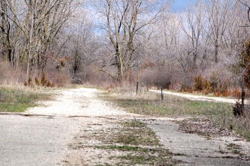 Turner crash site