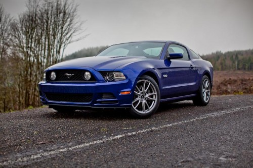 2013 Ford Mustang GT 1