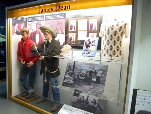 james dean display