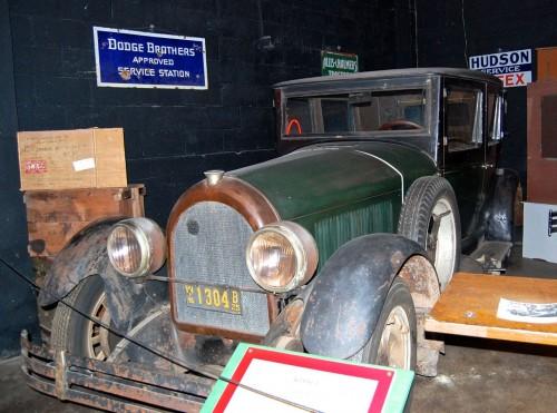 Unrestored 1924 Brougham