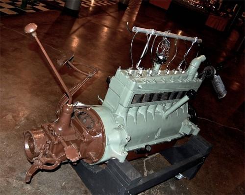 1928 kissel engine