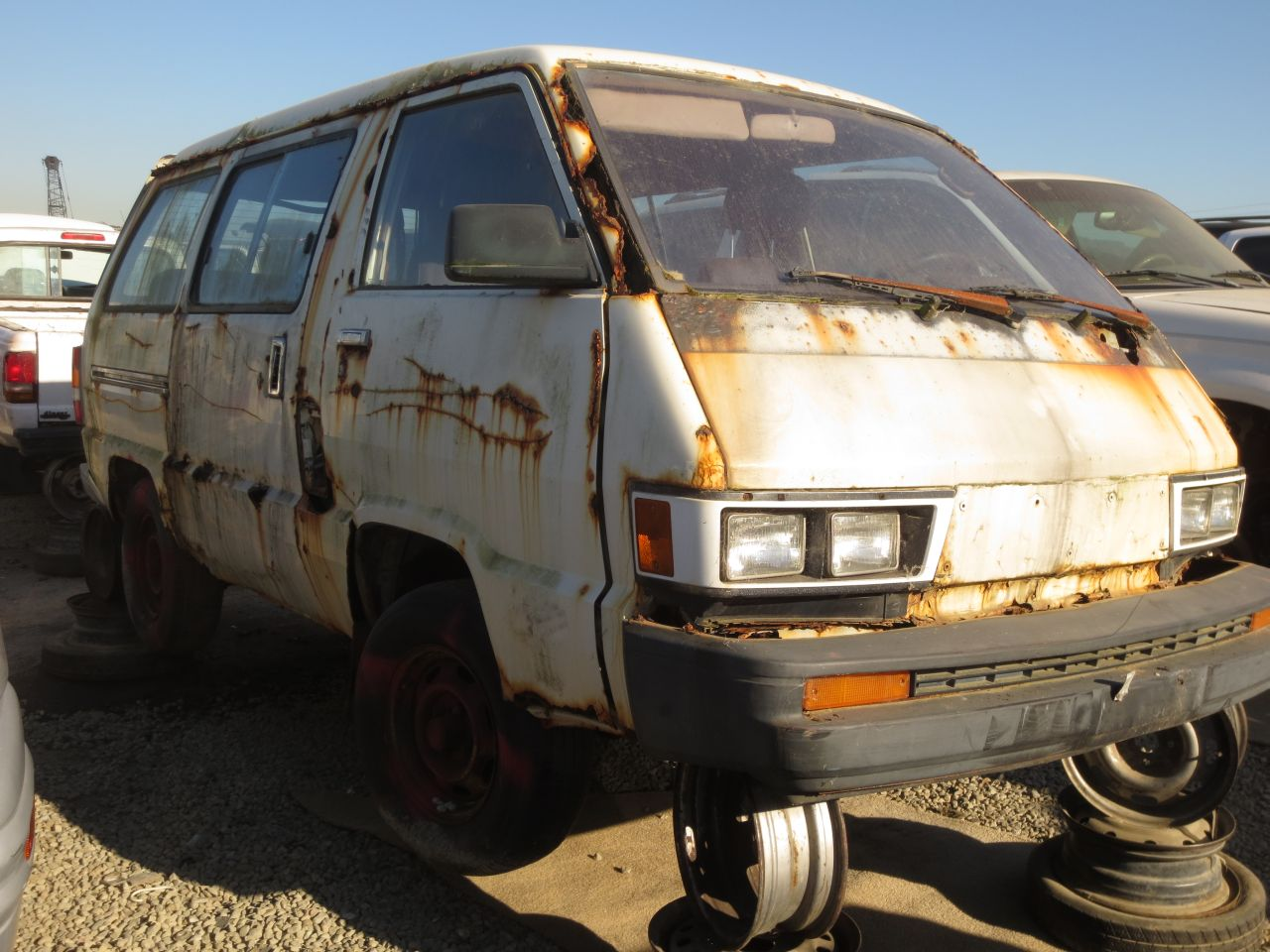 popular junk parked classic when video ferrari to utah benz old cars mercedes search in going euro ran yards junkyard terms scrap car yard