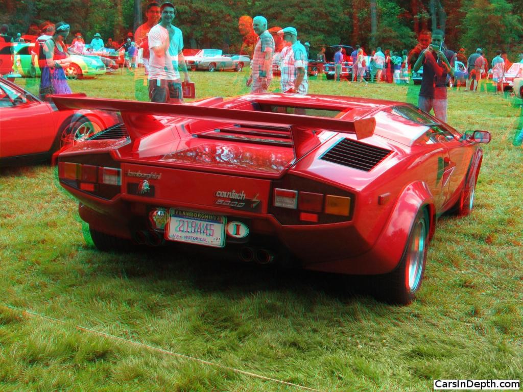 1984 Lamborghini Countach S5000 Cars In Depth