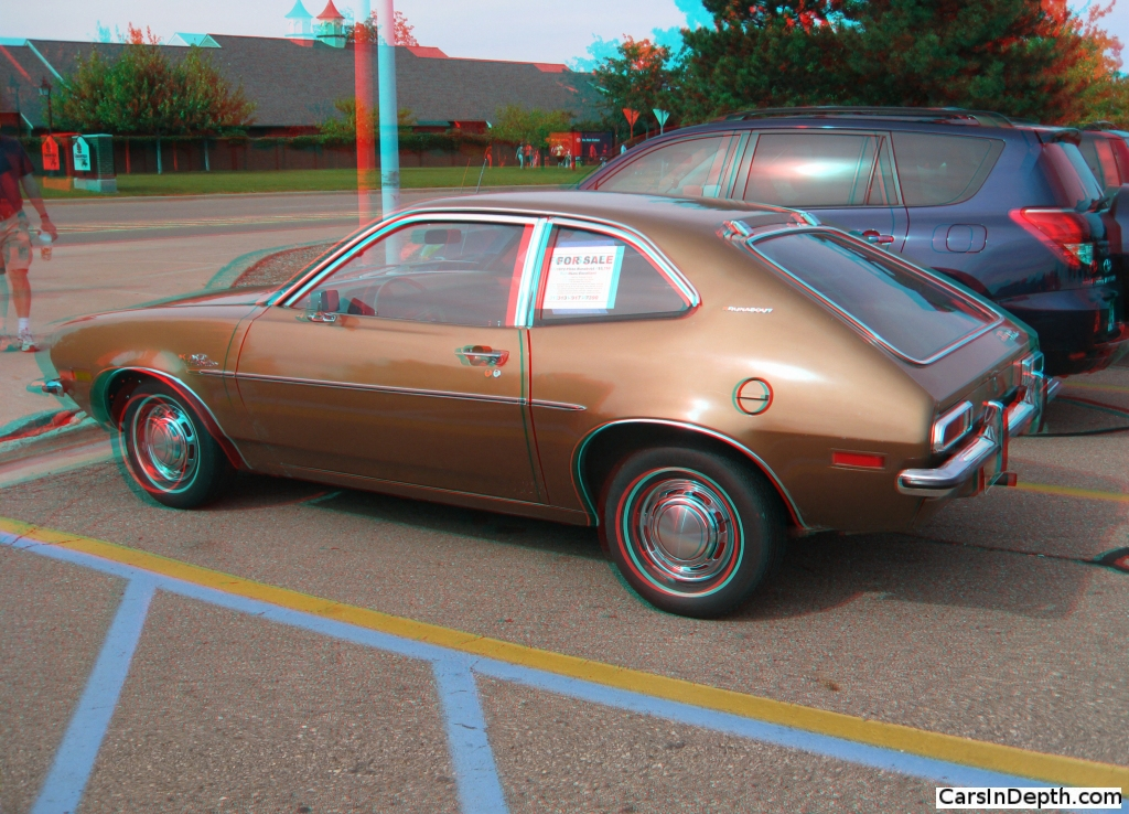 Survivor Series 1972 Ford Pinto Runabout Cars In Depth